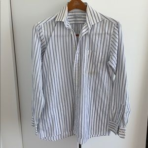 CHRISTIAN DIOR Vintage Striped Blouse